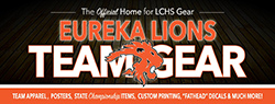 Eureka Lions Team Gear Logo
